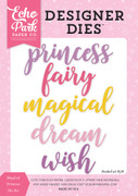 Magical Princess Die Set