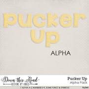 Pucker Up Alpha Pack