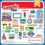 Cartopia Element Pack #2