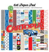 Cartopia 6x6 Paper Pad