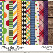 Fair Days Paper Pack
