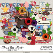 Fair Days Element Pack