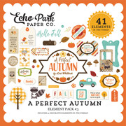 A Perfect Autumn Element Pack #3