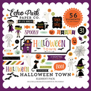 Halloween Town Element Pack