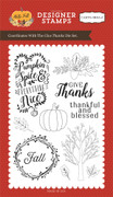 Give Thanks Stamp