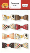 Hello Fall Decorative Bows