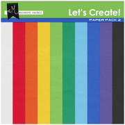 Let's Create Paper Pack 2