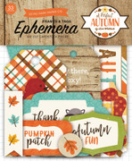 A Perfect Autumn Frames & Tags Ephemera