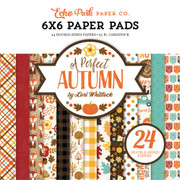 A Perfect Autumn 6x6 Paper Pad