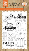 Fall Memories Stamp