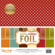 Autumn Gold Foil Combo Collection Kit