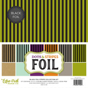Black Foil Stripe Collection Kit