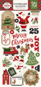A Perfect Christmas 6x13 Chipboard