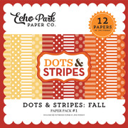 Dots & Stripes: Fall Paper Pack #1