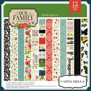 Our Family Paper Pack #2
