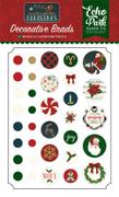 'Twas the Night Before Christmas Decorative Brads