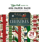 'Twas the Night Before Christmas Paper Pad Vol.1