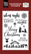 Oh Holy Night Stamp