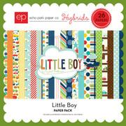 Little Boy Paper Pack