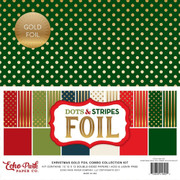 Christmas Gold Foil Combo Collection Kit