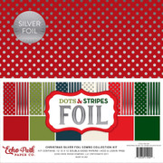 Christmas Silver Foil Combo Collection Kit