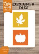 2x2 Layering Leaf/Pumpkin Die Set