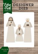 Three Wise Men Die Set