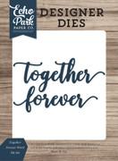 Together Forever Word Die Set