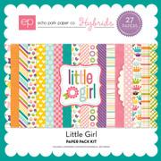 Little Girl Paper Pack