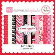 Love Story Paper Pack #2