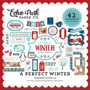 A Perfect Winter Element Pack #3