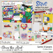 Love 2 Learn Collection