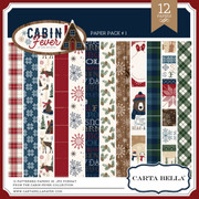Cabin Fever Paper Pack #1