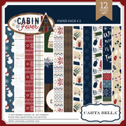Cabin Fever Paper Pack #2