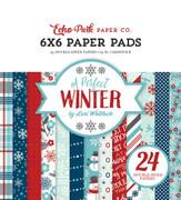 A Perfect Winter 6x6 Paper Pad