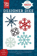 Chilly Snowflakes Die Set