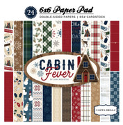 Cabin Fever 6x6 Paper Pad