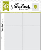 3x4 Pockets - 6x8 Pocket Page 10 Sheet Pack
