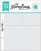 4x6/3x4 Pockets - 6x8 Pocket Page 10 Sheet Pack