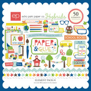 Paper & Glue Element Pack #1