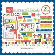 Paper & Glue Element Pack #2