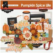 Pumpkin Spice Life Elements