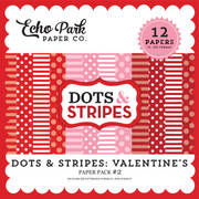 Dots & Stripes: Valentine's Paper Pack #2