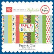Paper & Glue Paper Pack #2