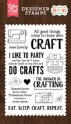 Eat. Sleep. Craft. Stamp