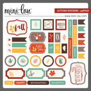 ML Autumn Stickers