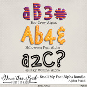 Smell My Feet Alpha Bundle