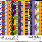 Smell My Feet Paper Pack