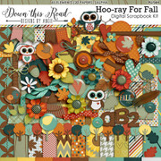Hoo-ray For Fall