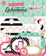 Fashionista Frames & Tags Ephemera